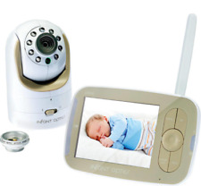 Infant Optics Dxr-8 Video Baby Monitor With Interchangeable Lens NEW DAMAGED BOX