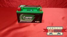 (MG) CAFE RACER LITHIUM ION BATTERY 12V COMPACT LIGHTWEIGHT 10AMP 190CCA