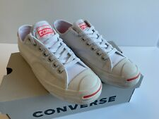 Converse CONS Jack Purcell White Canvas UK7