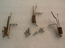 Pinbot Pin Bot Pinball Machine Williams 86  PLAYFIELD LOT 3 VERTICAL SWITCHES!