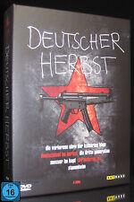 DVD DEUTSCHER HERBST - 6 FILME BOX TERRORJAHRE IN DEUTSCHLAND VOLKER SCHLÖNDORFF