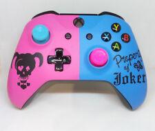 Custom Xbox One Controller 'Harley Quinn - Property of Joker' (Matte)
