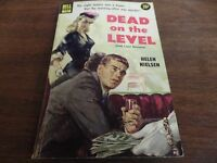 Dead on the Level Helen Nielsen Dell Book 191pgs Mystery Novel 121415ame