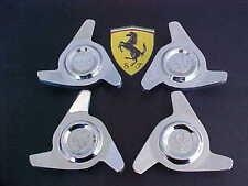 Ferrari Wheel Knock Off Nuts Borrani 275 330 365 Curved Ear 32 Rudge SET 4 GTB