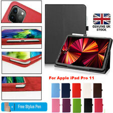 Flip Folding FolioBOOK Leather Stand Case Cover For Apple iPad PRO 11 2018-20-21