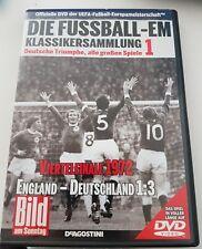 Dvd die Fussball em klassikersammlung 1 viertelfinale 1972