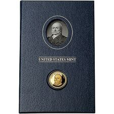 2008-S US Mint Presidential $1 Coin Historical Signature Set John Quincy Adams