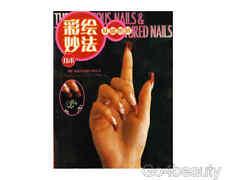 Book of Nail Art - The Nacreous Nail