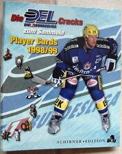 3 DEL Playercards 1998/99 zum aussuchen