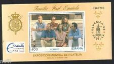 Spain Edifil # 3428 ** MNH  Familia Real ESPAMER 86