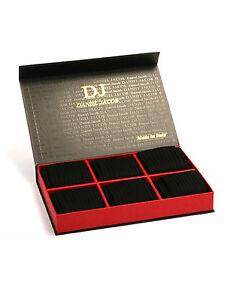 6 Men's 100% mercerized cotton socks.  Striped. Luxury gift box Made in Italy.