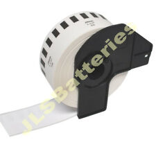 1 ROLL 29mm CONTINUOUS DK22210 Labels Compatible with Brother QL560 QL1050 white