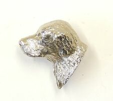 Golden Retriever Lapel Pin/Brooch