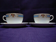 "Johnson Brothers England; Tea Cups ""Netherland"" Pattern"