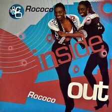 "7"" ROCOCO Inside Out HOT Italo-Dance Eurohouse Disco orig. 1990 like NEW!"