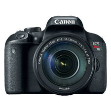 Canon EOS Rebel T7i DSLR Camera with 18-135mm EF-S f/3.5-5.6 IS STM Lens