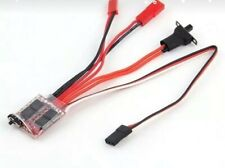 Rc car crawler mini 20A brushed motor speed controller ESC wpl 1/16 scale