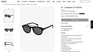 "Roxy Woman's Sunglasses ""Jill"""