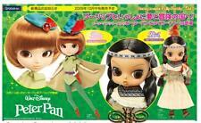 Pullip Disney Peter Pan Byul Tiger Lily 2 Doll Set NRFB P-003 B-301 Groove 2009