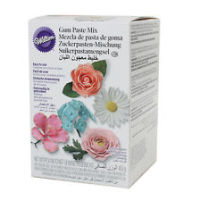 WILTON Gum Paste Floreale FIGURE mix Sugarcraft Torta Decorazione 16oz