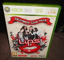 Number One Hits - LIPS XBOX 360 Game (Game Only)