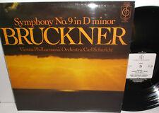 CFP 194 Bruckner Symphony No.9 Vienna Philharmonic Orchestra Carl Schuricht