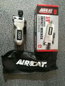 "AirCat Mini 3/8"" Butterfly Impact Wrench 1320"