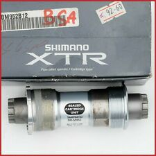 NOS SHIMANO XTR BB-M952 BOTTOM BRACKET 112.5mm BSA ENGLISH OCTALINK 90s VINTAGE