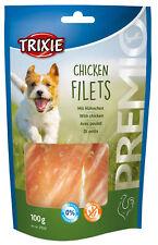 6 x Premio Chicken Fillets 6 x 100 G Dog Snacks Snack Treats