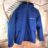Google Men's Medium Elevate Jacket Coat Blue M