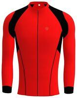 Mens Cycling Jersey Full Sleeve Winter Racing Thermal Wear Biking Jacket