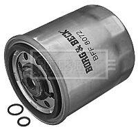 Borg & Beck Fuel Filter BFF8072 - BRAND NEW - GENUINE - 5 YEAR WARRANTY