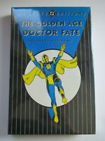 DC ARCHIVES GOLDEN AGE DOCTOR FATE VOL 1 HC NEW SEALED TRUE 1ST PRINT ULTRA RARE