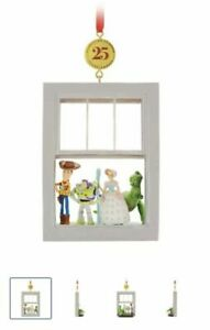 Disney Store Sketchbook Toy Story Legacy Christmas Tree Ornament Decoration