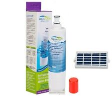 For Hotpoint Aritson Fridge SBS002 S20BRS, 4396508 Water and Microban Air Filter