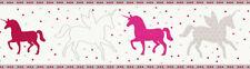 Esprit Home 357052 Bordüre Vinyl grau rosa rot 4051315348208