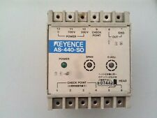 Used As-440-So Keyence Sensor Controller Tested