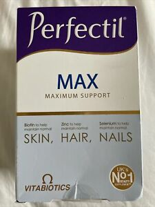 Perfectil Max for support Skin, Hair and nail 84 tasblets/capsules  VITABIOTICS