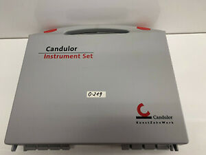 Candulor Instrument Set im Koffer Art. Nr. O-219