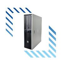 PC COMPUTER USATO GARANTITO HP DC 5800 SFF CORE 2DUO E8500 3.15 ghz 4GB HDD 250