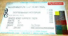 Chelsea Football League Fixture Tickets & Stubs (2004-Now)