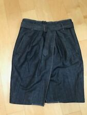 JEAN PAUL GAULTIER FEMME DENIM bubble  ASYMETRICAL SKIRT IT46 US 12
