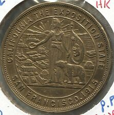 1915 CA HK - 415 - SC$1 - R 5 - P.P.E. - Tower of Jewels -  Lot # TT 2320
