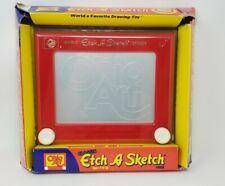 Vintage Ohio Art Classic Etch A Sketch Magic Screen  No 505 With Original Box