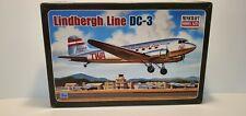 MINICRAFT 1/144 Plastic Model Kit Lindbergh Line TWA  Douglas DC-3