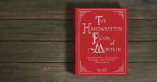 """The Handwritten Book of Mormon"" - from the Original Manuscripts!"