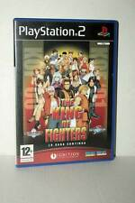 THE KING OF FIGHTERS LA SAGA CONTINUA USATO OTTIMO PS2 VER ITALIANA MG1 45411