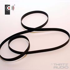Fits SHARP - Replacement Turntable Belt for RP10 RP101HP RP103H RP104