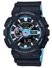 Casio G-Shock * GA110PC-1A Prismatic Color Black Anadigi Watch COD PayPal