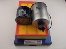 Nissan Navara filter kit air,oil,fuel,cabin fits V9X D40 3.0l V6 diesel 2010 +